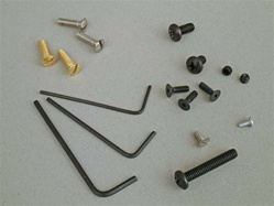 Screw and wrench kit for Crosman 1740 and 2240 air pistols 250, 2300S, 2300T, AS2250XT. crossman. archer airguns.