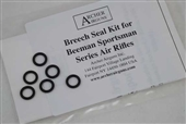 Replacement breech seal O rings for Beeman Sportsman Series air rifles. Archer Airguns.