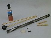 Industry Brand QF-2 Cleaning Kit, Parts Kit. Fits AR1000 and Tech Force TF89 Chinese air rifles. Contains spare spring and seals.