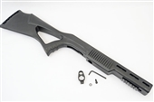 QB78 Synthetic Stock Upgrade Kit for QB78 family CO2-powered wood and metal airguns. Also fits Crosman 160.