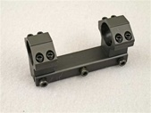 High quality high profile scope mount. For 1 inch scopes. Suitable for most air rifles.