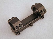 High quality medium profile scope mount. For 1 inch scopes. Suitable for most air rifles.