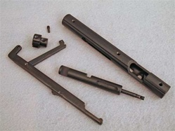Archer Airguns sidelever breech and bolt parts kit for Chinese QB78 family CO2-powered wood and metal airguns.