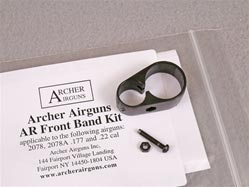 Archer Airguns parts kit for Chinese QB78 family CO2-powered wood and metal airguns.
