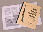 Archer Airguns workshop manual for Chinese QB78 family CO2-powered wood and metal airguns. Also for Crosman 160.