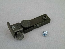 Rear sight for Chinese QB78 family CO2-powered wood and metal airguns.
