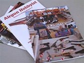 Airgun Hobbyist magazine subscription renewal, airguns, air rifles, air pistols, airgun shooting, Archer Airguns.