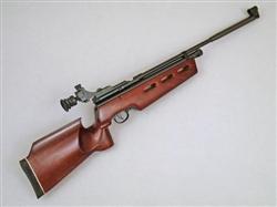 The AR2078B Chinese Air Rifle. CO2-powered wood and metal airgun. Uses any scope sight. Spare parts kits and accessories available.