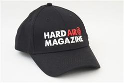 Hard Air Magazine cap hat