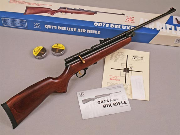 Beeman QB78 Deluxe Air Rifle