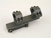 High quality offset scope mount. Medium height. For 1 inch scopes. Suitable for all air rifles.