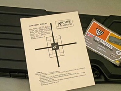 Archer Airguns Scope Mounting and Sighting Service for QB78 Family and Xisico XS25 type Air Rifles
